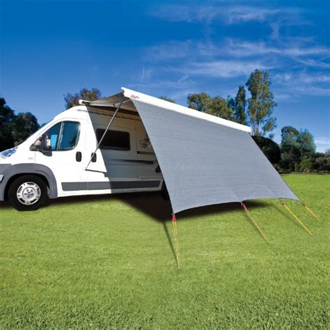 Awning Side Walls by Caravansplus Cgear Sun Screen 2450mm X 1800mm 90 Shade