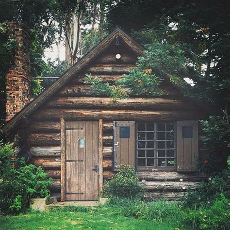 log cabin cottage the hippie owl cabin fever via http weheartit
