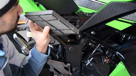 Kawasaki 250r Filter by 300 K N Air Filter