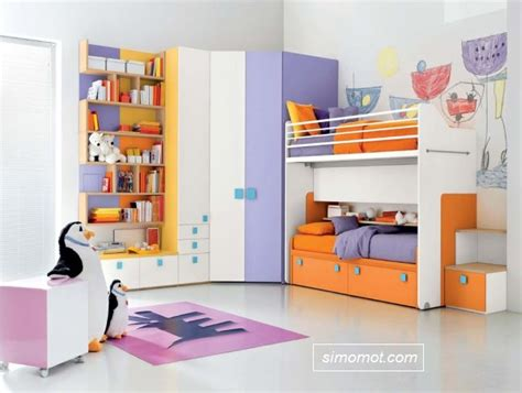 desain gambar anak rantau 4200 contoh gambar desain kamar tidur anak 9 si momot