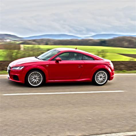 Audi Tt 2 0 Tfsi Chiptuning by Audi Tt 8s 2 0 Tfsi