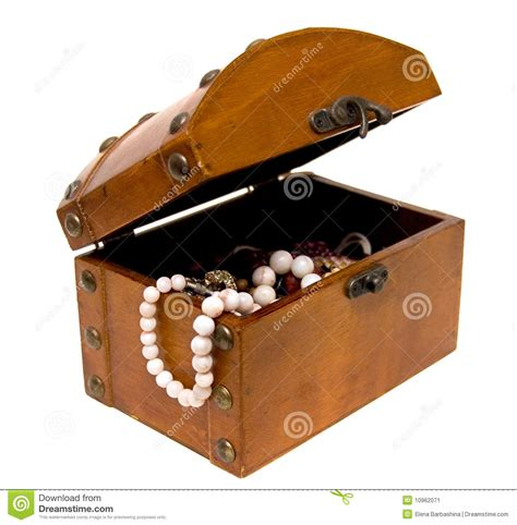 the in the chor trunk an blanc mystery books coffre ouvert en bois image stock image 10962071