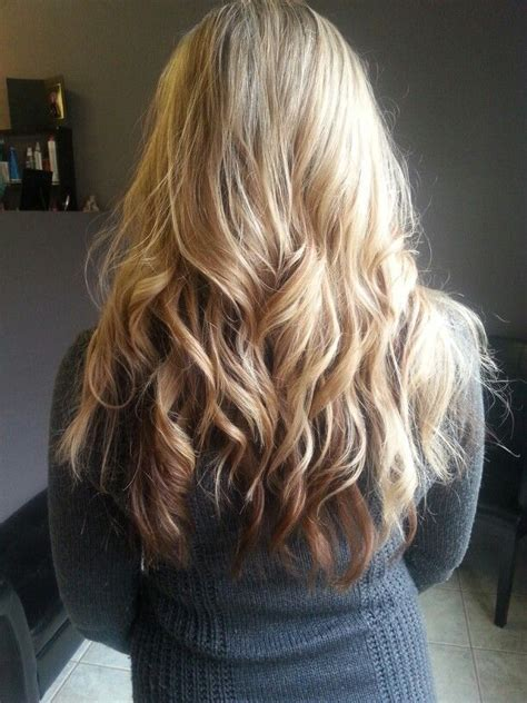 Highlights With Lowlights Underneath | blonde hair highlights lowlights brown underneath