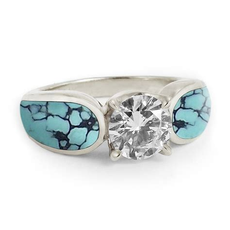 turquoise opal engagement rings 7426 best jewels jewels and more jewels images on