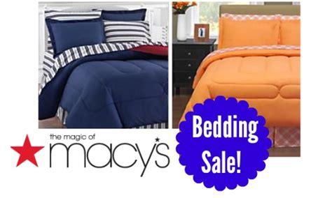 macys bedding sale macy s deal reversible bedding sets 37 99 southern savers