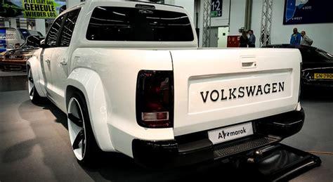 Tieferlegungsfedern Amarok by Vw Amarok Tuning Essen Motorshow 2016 Rad Ab