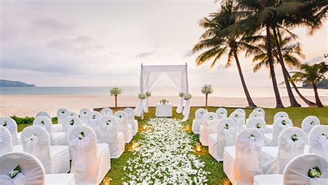 My Wedding Packages Wedding Venues On Wedding by The Surin Phuket Thailand Destination Wedding Venues