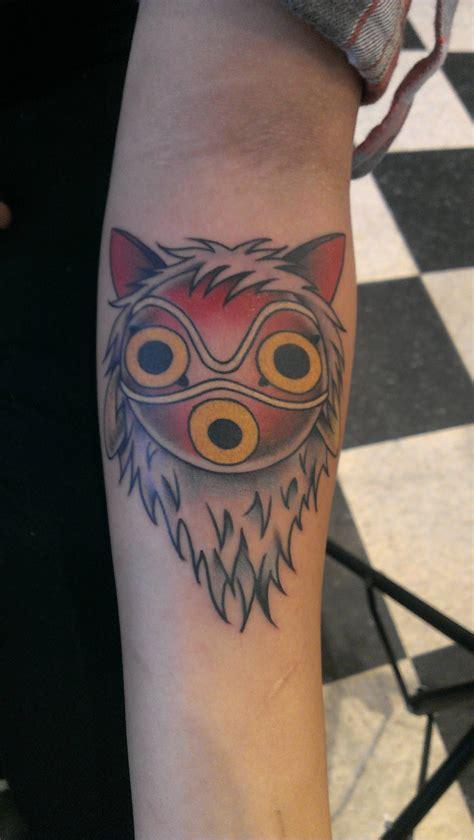 tattoo princess princess mononoke want tattoos