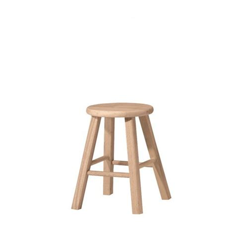 bar stool top round top stool 18 inch