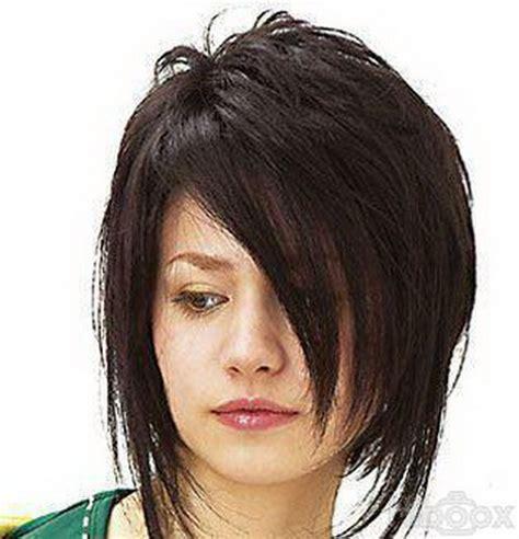 coupe de cheveux mi pour rond