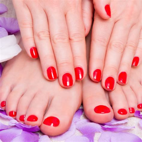 ongle en gel pied photo ongles semi permanent pied