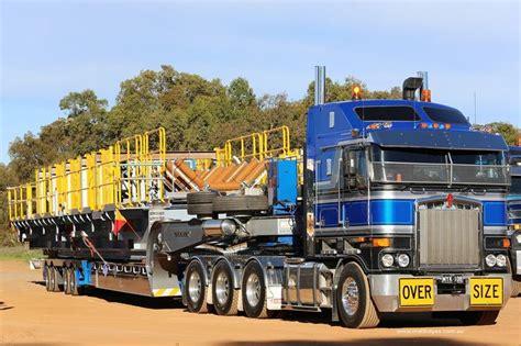 kenworth technical support heavy haulage australia mega truckers tri drive kenworth