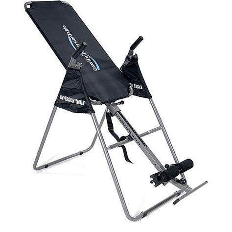 gravity inversion therapy table 11500422 overstock