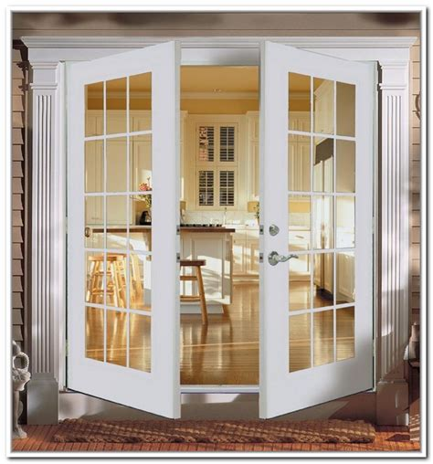 french doors exterior outswing design farmhouse design
