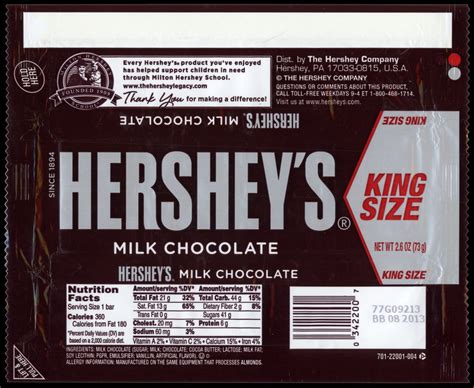 Hershey Bar Label policemen try to spread a pro diversity message it