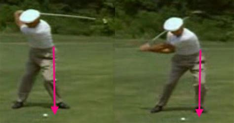 ben hogan slow motion golf swing my golf