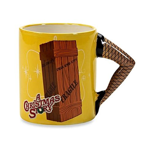 christmas story leg l mug a christmas story leg l mug bed bath beyond