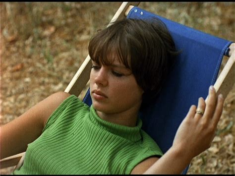 haydee politoff rohmer hayd 233 e politoff in la collectionneuse 1967 directed by