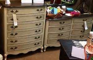 French Provincial Desk For Sale Shizzle Design Antique Double Bow Front Dresser