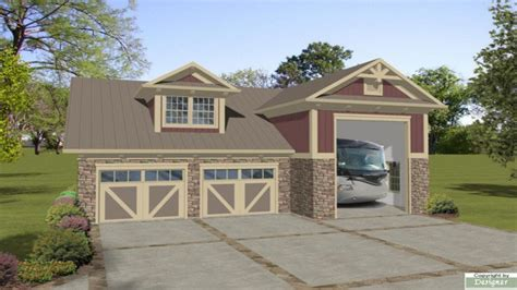 rv garage with living space rv garage with living quarters rv garage with apartment