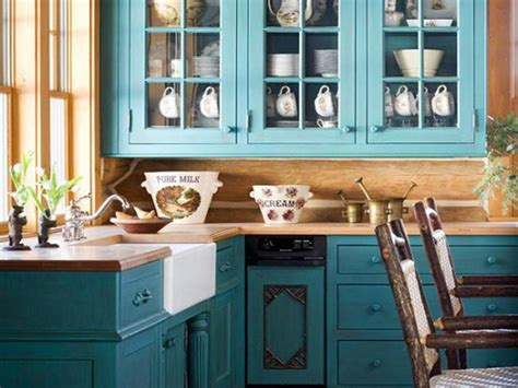painting kitchen cabinets blue blue kitchen cabinet paint quicua com