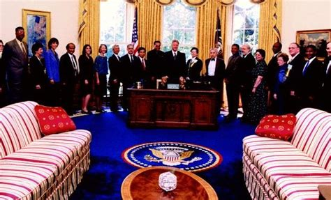bill clinton oval office decor muslim prayer curtain in the white house