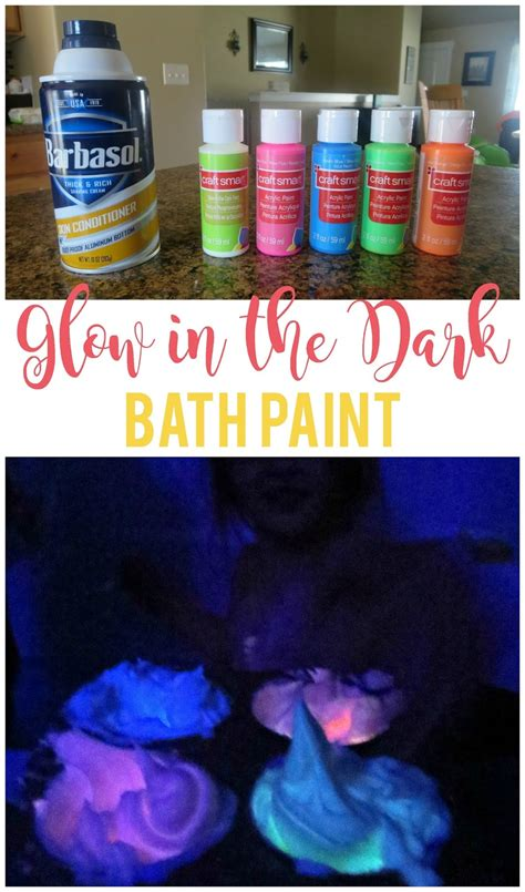 glow in the paint b and q glow in the bath paint and munchkins