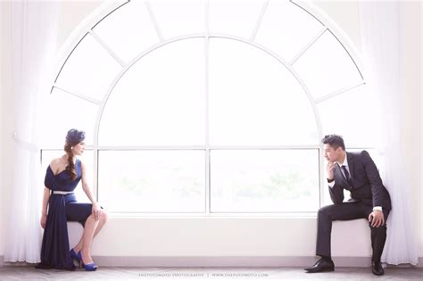 referensi foto prewedding indoor