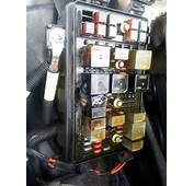 2007 Pontiac Grand Prix Fuse Box Melted Electrical Fire