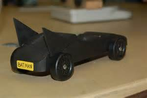 Batmobile Pinewood Derby Template by Pinewood Batmobile Ride On Car Design In Certificate Template