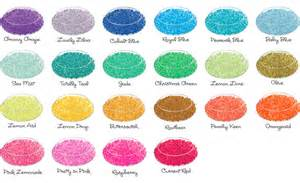 Satin Chair Sashes Water Beads Glitz N Glam Party Supply