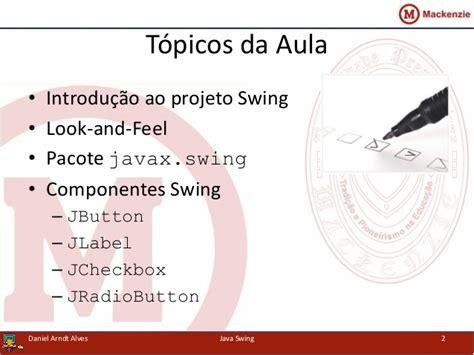 look and feel swing java swing