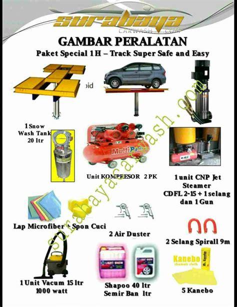 Harga 1 Paket Alat Cuci Motor alat cuci hidrolik paket 1 mobil surabaya car wash