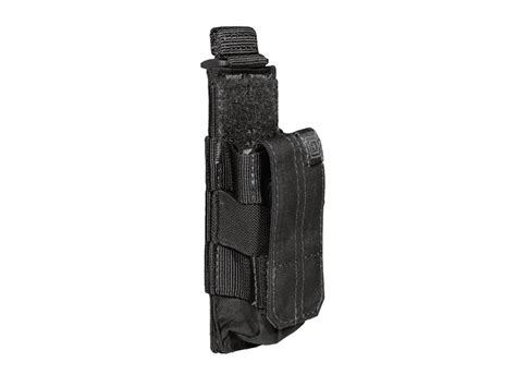 5 11 Black Cover Black 5 11 single pistol mag pouch bungee cover black