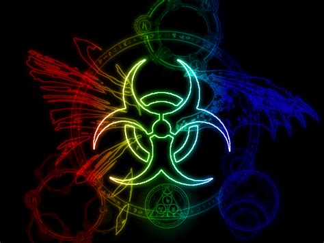 cool biohazard symbols group 51