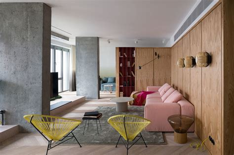 afm apartment by olha wood 171 homeadore