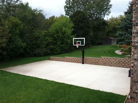 backyard sport court cost 19 best sport court images on pinterest basketball court