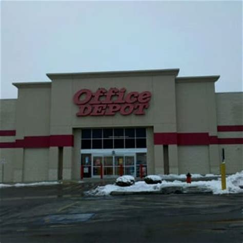 office depot office equipment 8501 n evanston ave