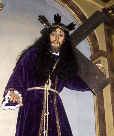 imagenes de jesus nazareno imagen de jesus nazareno ssantabenavente iglesia de la pur
