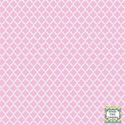 vinyl quatrefoil pattern light pink quatrefoil pattern vinyl sheet by