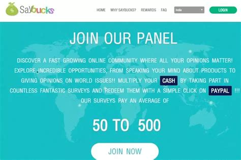 Best Online Survey Sites For Money In India - online income india paid to survey sites