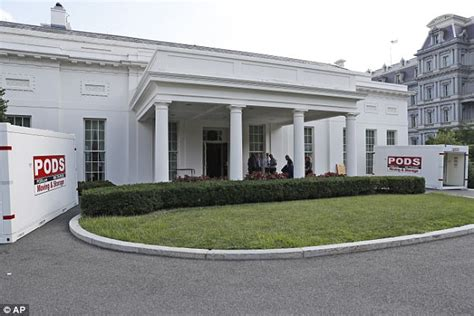 white house shows off new west wing renovations cnnpolitics photos show white house renovation to fix air conditioning