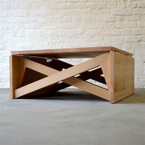 transforming coffee table transforming coffee table sale duffy