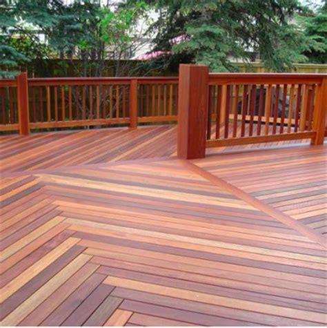 Wpc Decking Deck Kayu Komposit kayu hardwood decking