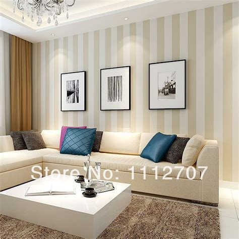 striped wallpaper for living rooms striped living room wallpaper gallery