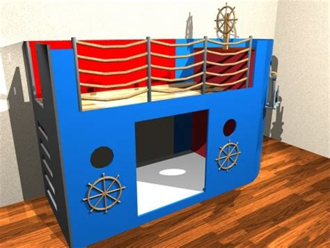 tugboat function tug boat bed jpg happy kids furniture