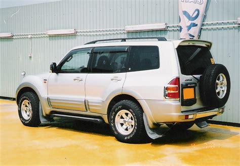 mitsubishi car 2001 2001 mitsubishi pajero pictures cargurus