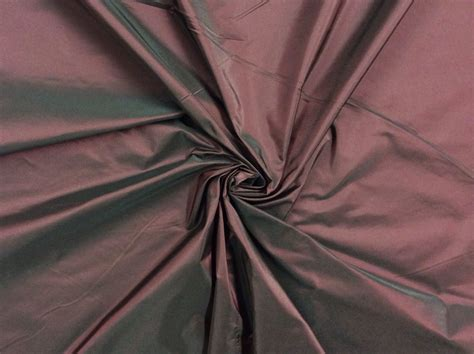 taffeta drapery fabric wb38 black plum faux silk taffeta 118 wide beautiful faux