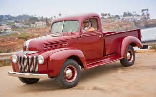 1942 Ford Truck Doughty Lead Singer Of Slightly Stoopid