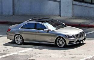 all things the new mercedes s class